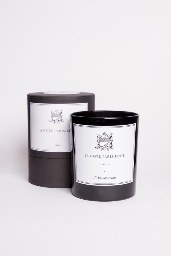 La Note Parisienne - 1st arrondissement Candle