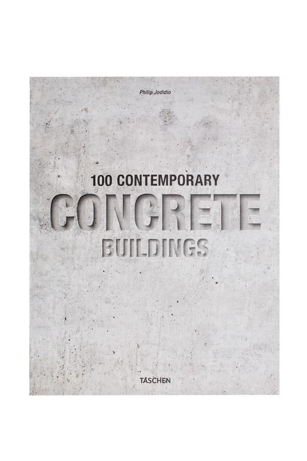 Taschen 100 Contemporary Concrete Buildings