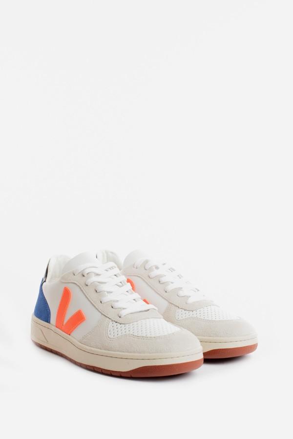 Sneakers Veja Man V-10 Bastille Leather