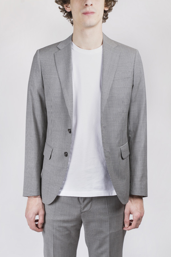 Dsquared2 Mini Houndstooth Manchester Suit